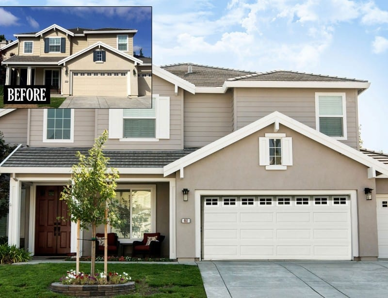 Exterior Home Painting 4