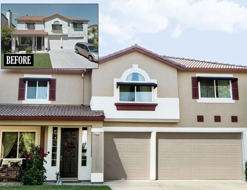Elk Grove Exterior House Painting