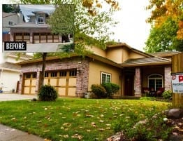 Folsom Exterior Home painting