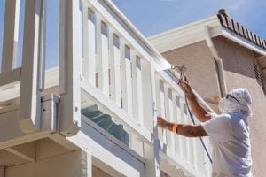 House Exterior Painting Folsom