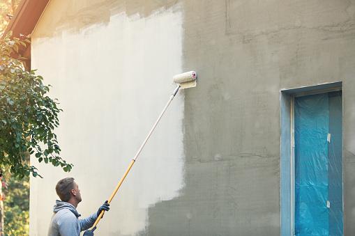 Commercial Exterior Painting Contractors Folsom CA
