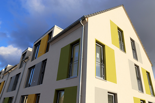 Commercial Exterior Painting