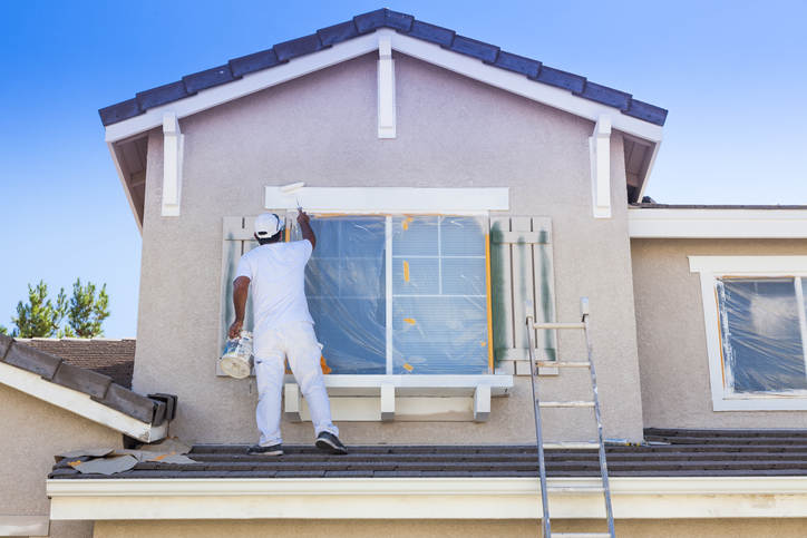 Exterior House Painters Henderson