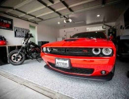 Epoxy Garage Floor in Sacramento
