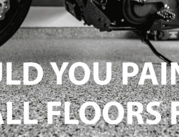 Should You Paint or Install Floors First?