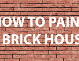 How-to-paint-a-brick-house