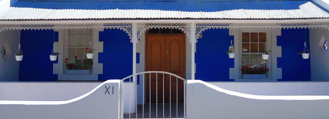 Exterior Blue House Colors
